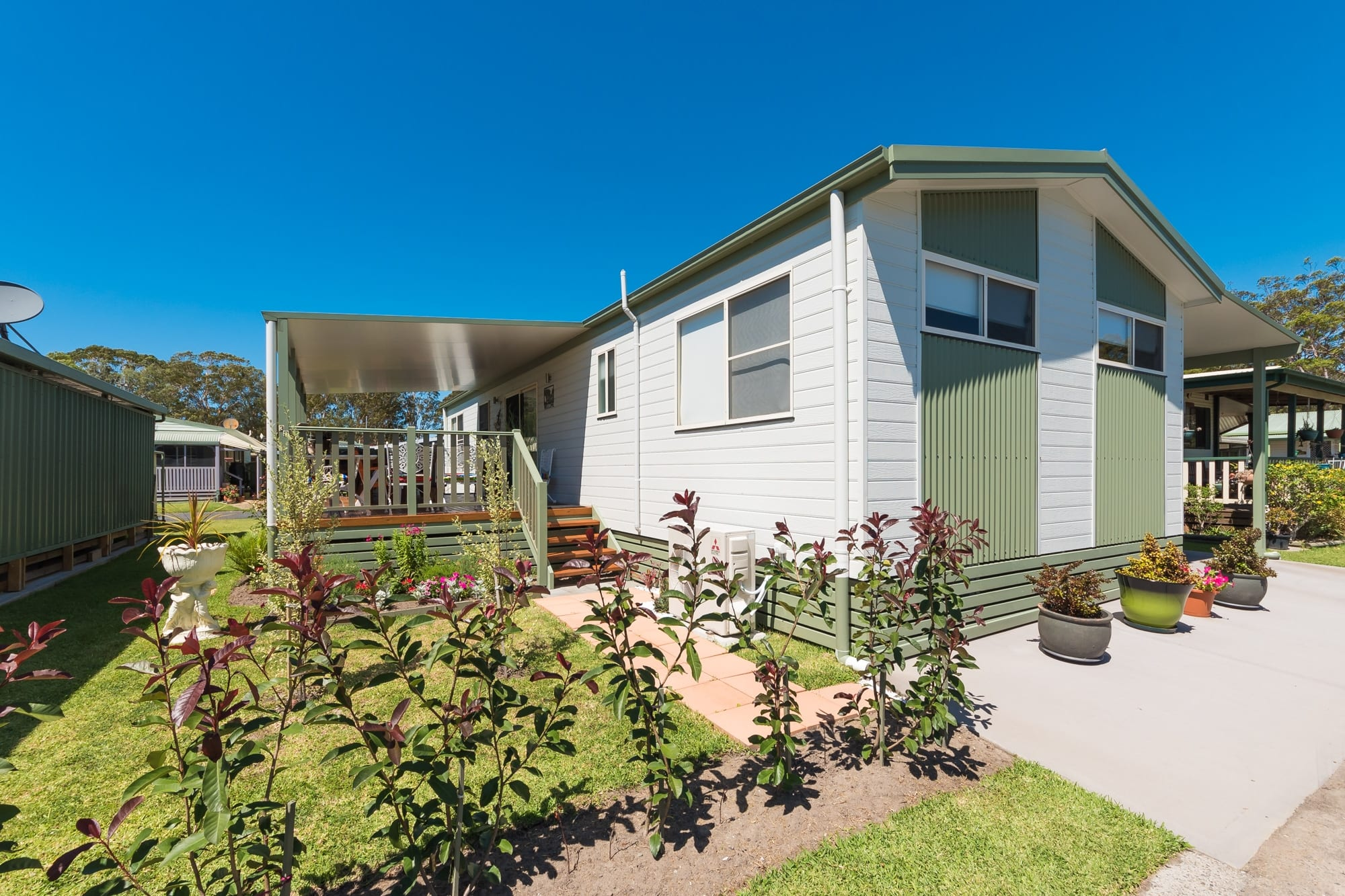 nsw big4 colonial holiday park