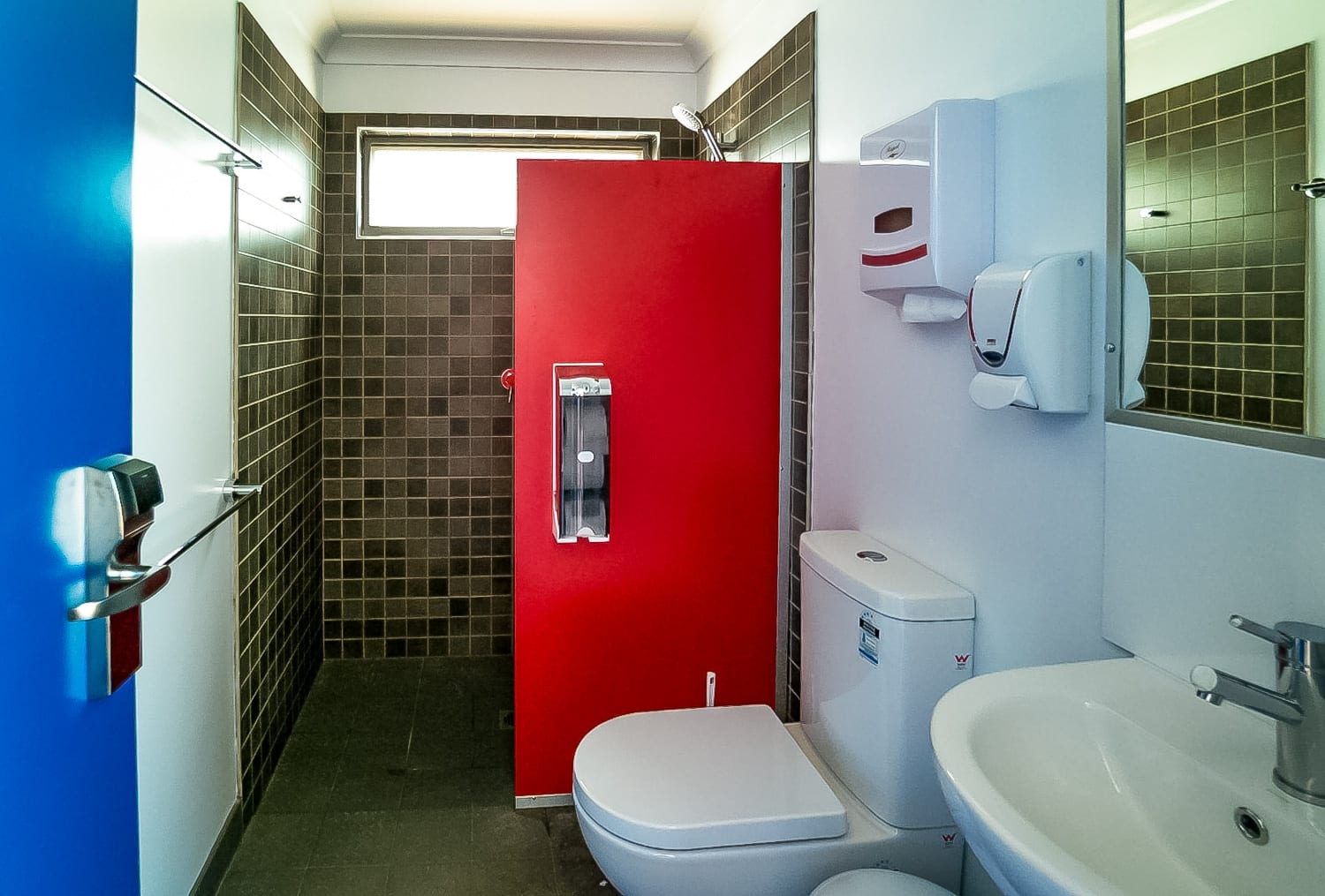private ensuite accommodation